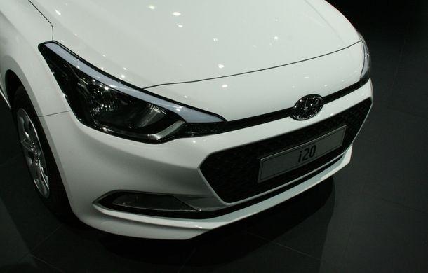 PARIS 2014 LIVE: Hyundai i20 a venit într-o nouă generație la Paris - Poza 6
