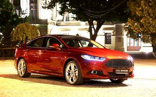 Noul Ford Mondeo a fost prezentat în avanpremieră în România