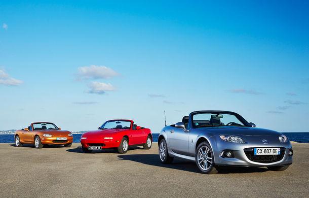 POVEȘTI AUTO: Mazda MX-5 - moştenirea Jinba Ittai merge mai departe - Poza 80