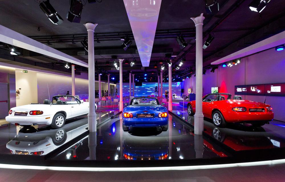 POVEȘTI AUTO: Mazda MX-5 - moştenirea Jinba Ittai merge mai departe - Poza 2