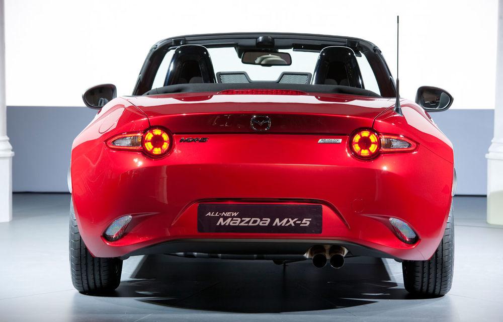 POVEȘTI AUTO: Mazda MX-5 - moştenirea Jinba Ittai merge mai departe - Poza 11