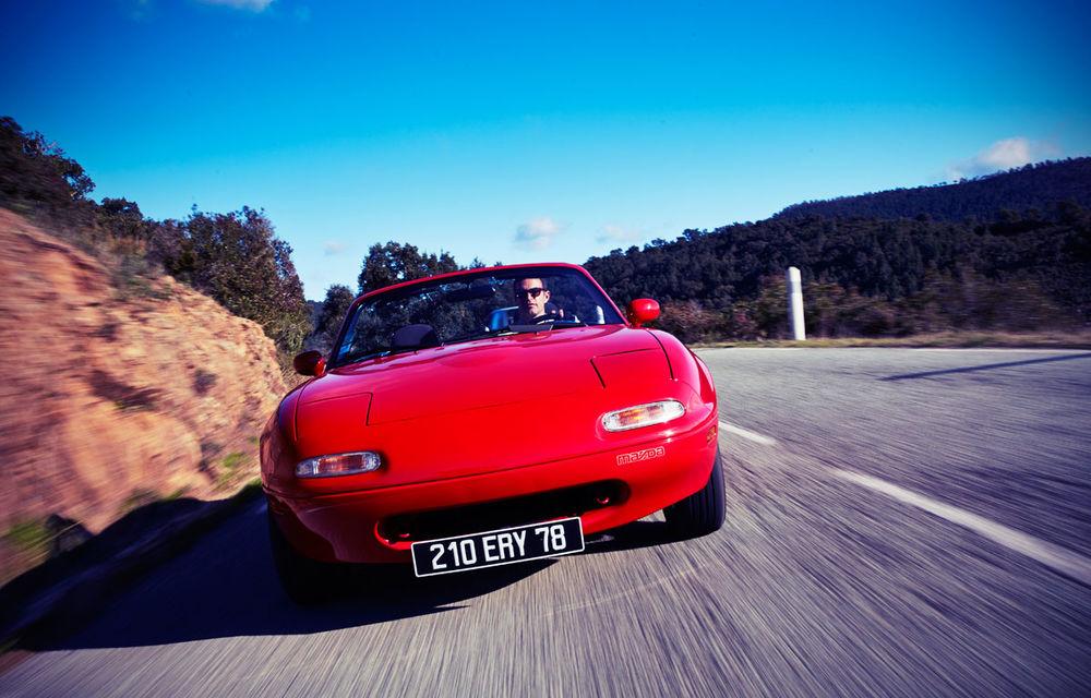 POVEȘTI AUTO: Mazda MX-5 - moştenirea Jinba Ittai merge mai departe - Poza 35