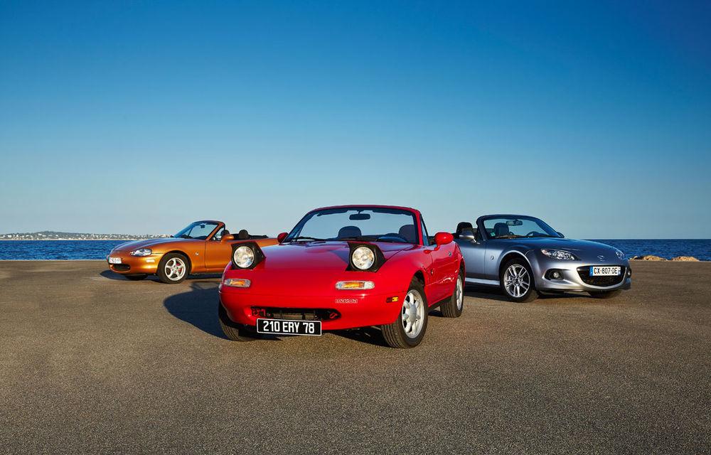POVEȘTI AUTO: Mazda MX-5 - moştenirea Jinba Ittai merge mai departe - Poza 81