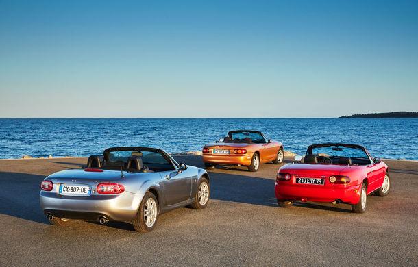 POVEȘTI AUTO: Mazda MX-5 - moştenirea Jinba Ittai merge mai departe - Poza 82