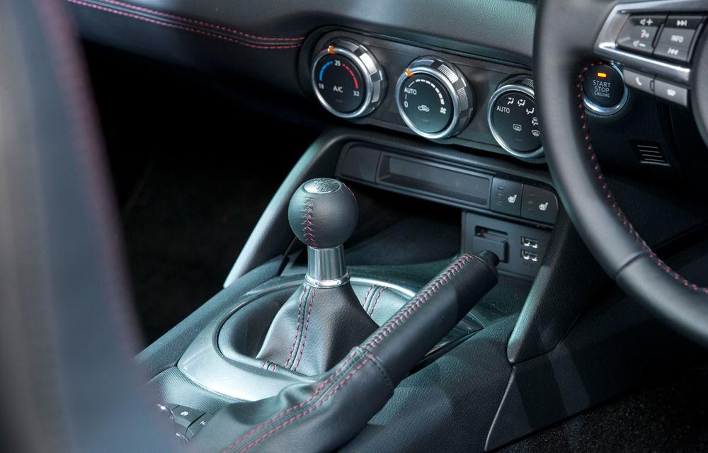 POVEȘTI AUTO: Mazda MX-5 - moştenirea Jinba Ittai merge mai departe - Poza 15