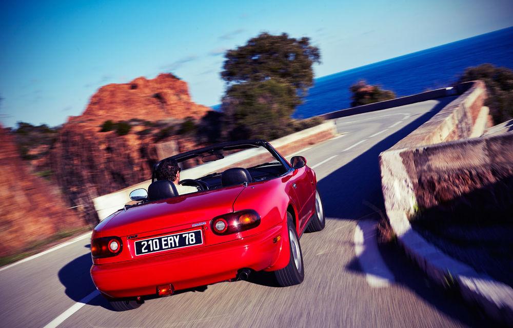 POVEȘTI AUTO: Mazda MX-5 - moştenirea Jinba Ittai merge mai departe - Poza 41