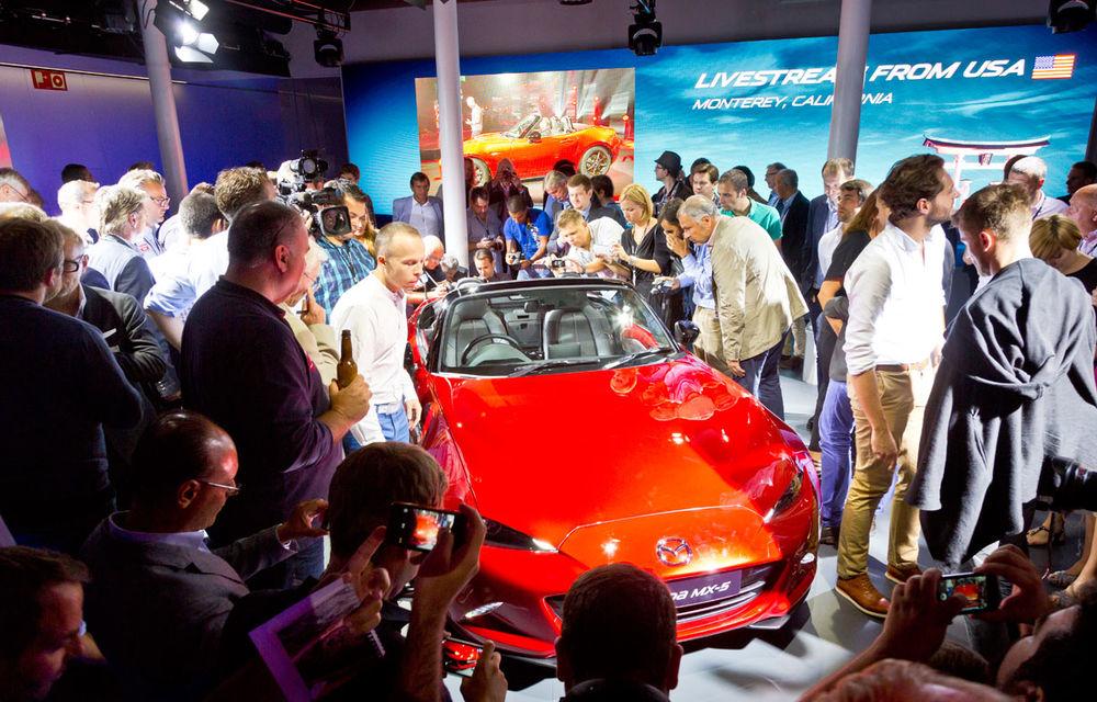 POVEȘTI AUTO: Mazda MX-5 - moştenirea Jinba Ittai merge mai departe - Poza 34