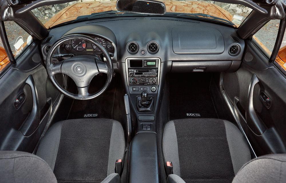 POVEȘTI AUTO: Mazda MX-5 - moştenirea Jinba Ittai merge mai departe - Poza 63