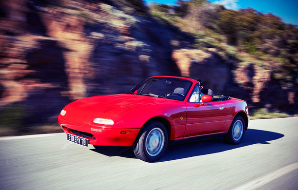 POVEȘTI AUTO: Mazda MX-5 - moştenirea Jinba Ittai merge mai departe - Poza 38