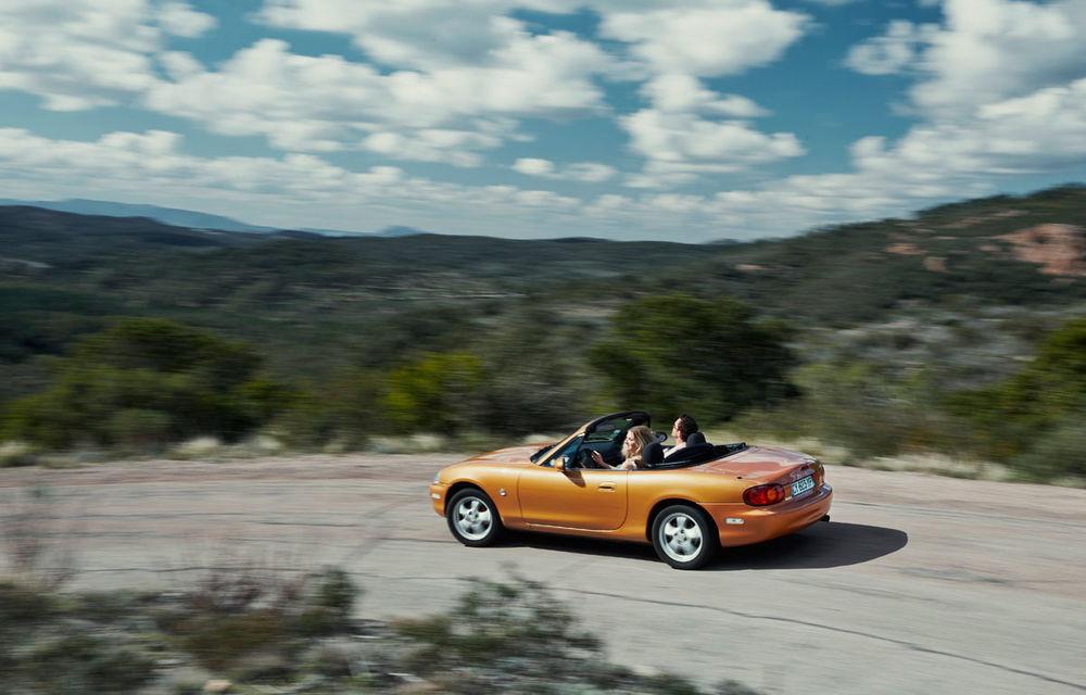 POVEȘTI AUTO: Mazda MX-5 - moştenirea Jinba Ittai merge mai departe - Poza 59