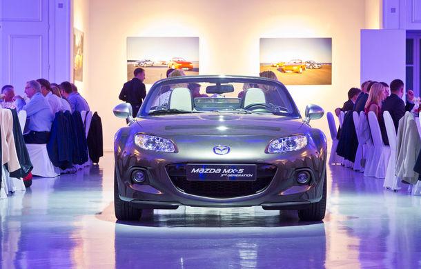 POVEȘTI AUTO: Mazda MX-5 - moştenirea Jinba Ittai merge mai departe - Poza 30