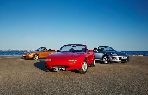 POVEȘTI AUTO: Mazda MX-5 - moştenirea Jinba Ittai merge mai departe - Poza 1