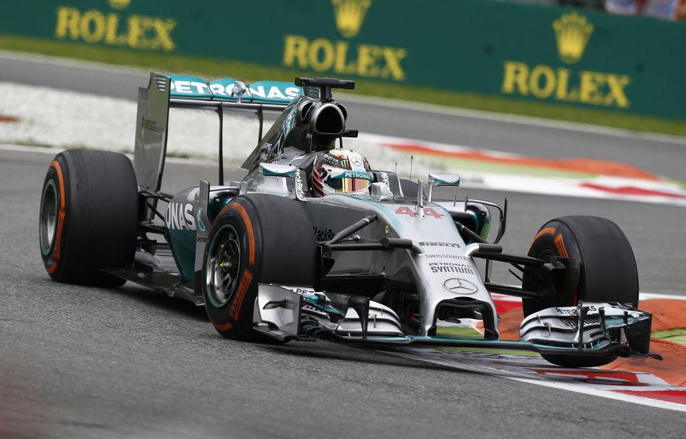 Hamilton a câştigat la Monza după o dublă greşeală comisă de Rosberg! - Poza 1