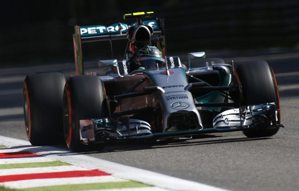 """Mercedes: """"Numai un paranoic poate crede într-o conspiraţie la Monza"""" - Poza 1"""