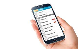 Amenzile de circulaţie pot fi plătite şi prin intermediul aplicaţiei Auto.ro