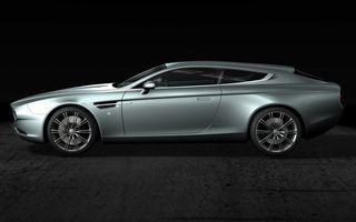 Aston Martin Virage Shooting Brake, creaţie unică a carosierului Zagato pentru aniversarea sa de 95 de ani