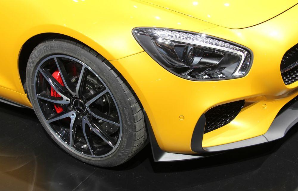 PARIS 2014 LIVE: Mercedes AMG GT, succesorul lui SLS AMG - Poza 10
