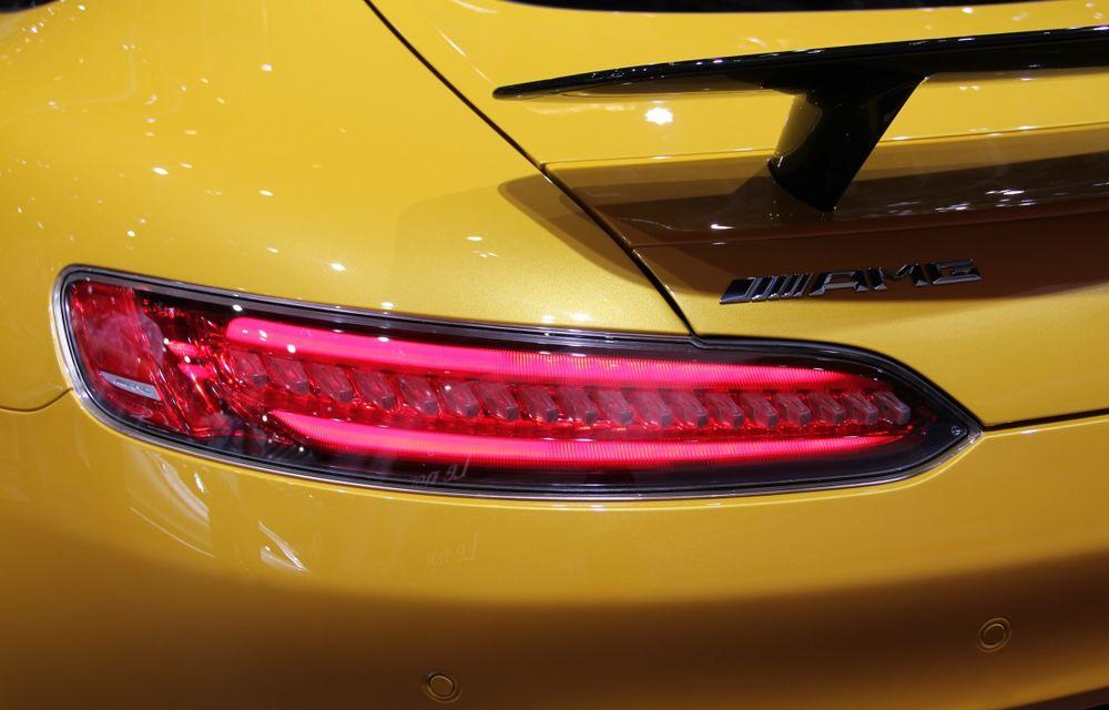 PARIS 2014 LIVE: Mercedes AMG GT, succesorul lui SLS AMG - Poza 6