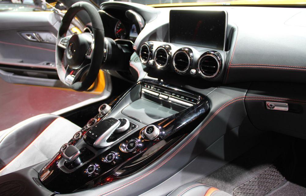 PARIS 2014 LIVE: Mercedes AMG GT, succesorul lui SLS AMG - Poza 13