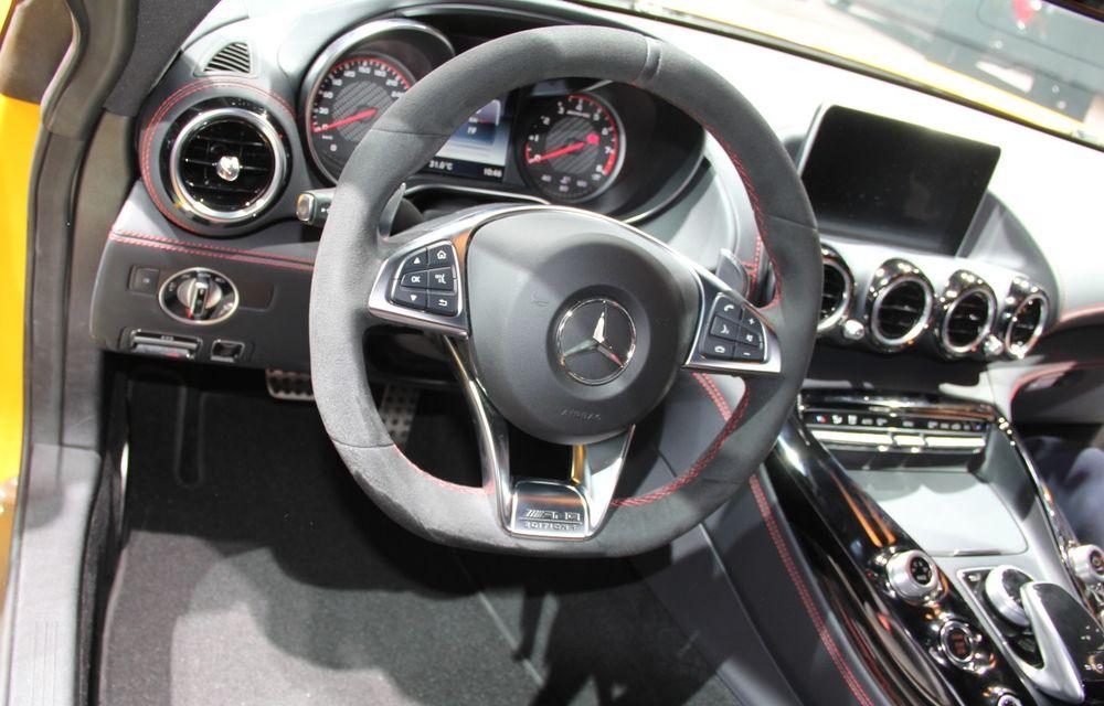 PARIS 2014 LIVE: Mercedes AMG GT, succesorul lui SLS AMG - Poza 15