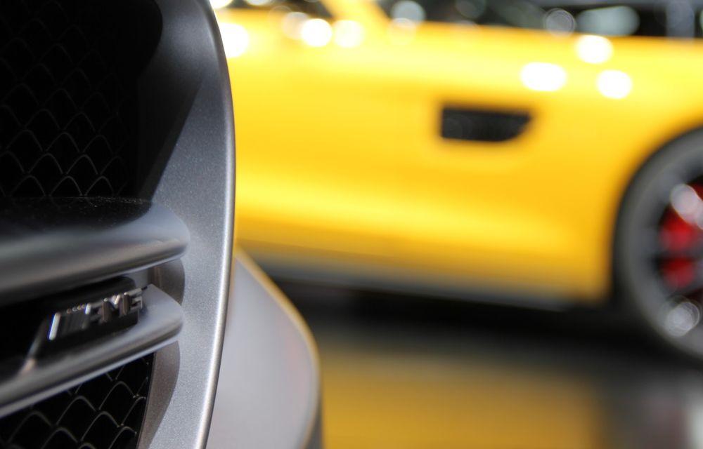 PARIS 2014 LIVE: Mercedes AMG GT, succesorul lui SLS AMG - Poza 7