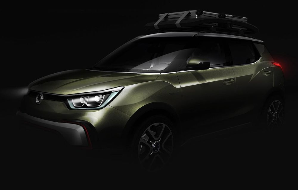 PARIS 2014 LIVE: Ssangyong XIV-Air şi XIV-Adventure, două concepte care pavează drumul pentru un viitor rival al lui Nissan Juke - Poza 14