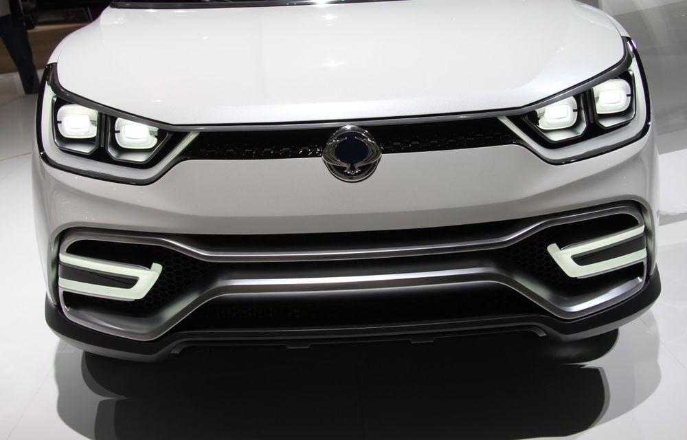 PARIS 2014 LIVE: Ssangyong XIV-Air şi XIV-Adventure, două concepte care pavează drumul pentru un viitor rival al lui Nissan Juke - Poza 9