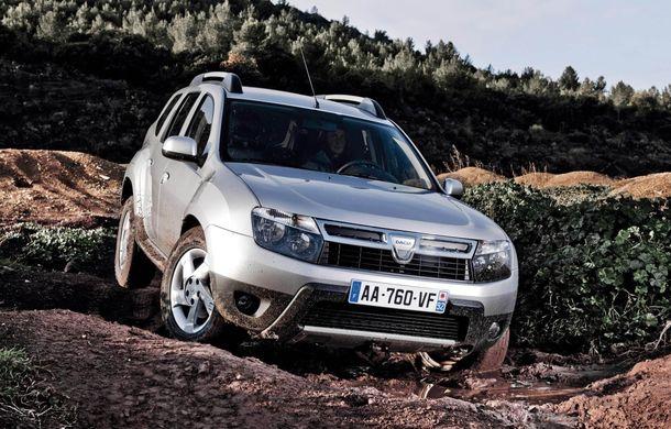 Dacia va produce la Mioveni şi versiunea cu volanul pe dreapta a lui Duster - Poza 1
