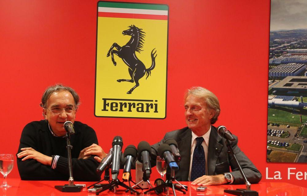 POVEŞTI AUTO: Luca Cordero di Montezemolo, regele neîncoronat al maşinilor italiene - Poza 7