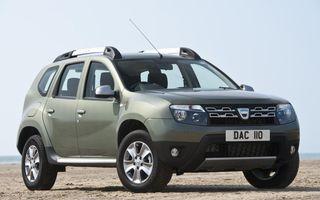 Dacia Duster facelift a fost lansat şi pe piaţa din Regatul Unit