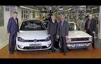 Uzina Volkswagen din Wolfsburg sărbătoreşte maşina cu numărul 42.000.000