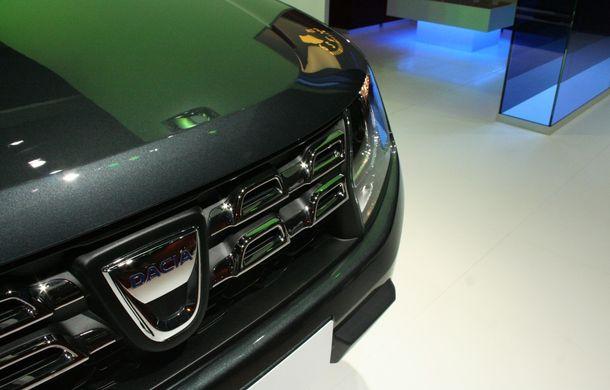 PARIS 2014 LIVE: Dacia Duster Air şi Sandero Black Touch, alte două surprize româneşti pentru Salonul de la Paris - Poza 17