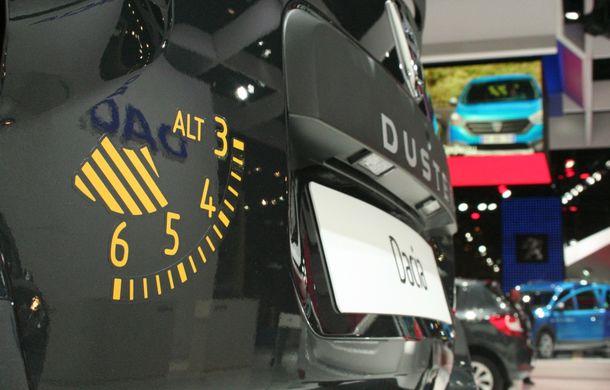 PARIS 2014 LIVE: Dacia Duster Air şi Sandero Black Touch, alte două surprize româneşti pentru Salonul de la Paris - Poza 12