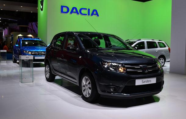 PARIS 2014 LIVE: Dacia Duster Air şi Sandero Black Touch, alte două surprize româneşti pentru Salonul de la Paris - Poza 28