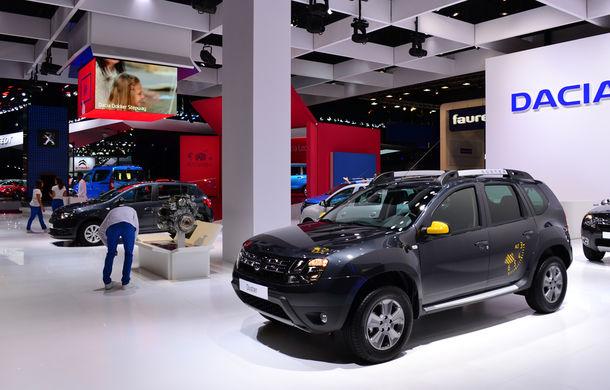 PARIS 2014 LIVE: Dacia Duster Air şi Sandero Black Touch, alte două surprize româneşti pentru Salonul de la Paris - Poza 1