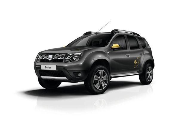 PARIS 2014 LIVE: Dacia Duster Air şi Sandero Black Touch, alte două surprize româneşti pentru Salonul de la Paris - Poza 43