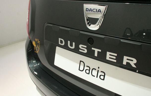 PARIS 2014 LIVE: Dacia Duster Air şi Sandero Black Touch, alte două surprize româneşti pentru Salonul de la Paris - Poza 18