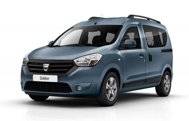 Dacia vrea să renunţe la unul dintre modelele Dokker, Lodgy sau Logan MCV - Poza 1