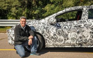 Chevrolet Volt: un nou teaser al viitoarei generaţii
