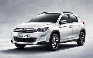 Citroen C3-XR: un nou model crossover dedicat pieței din China
