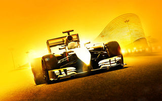 F1 2014 va fi cel mai uşor joc din seria Codemasters dedicata Formulei 1