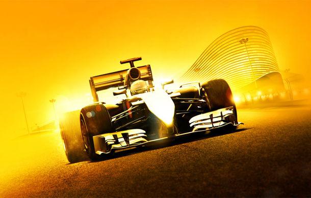 F1 2014 va fi cel mai uşor joc din seria Codemasters dedicata Formulei 1 - Poza 1