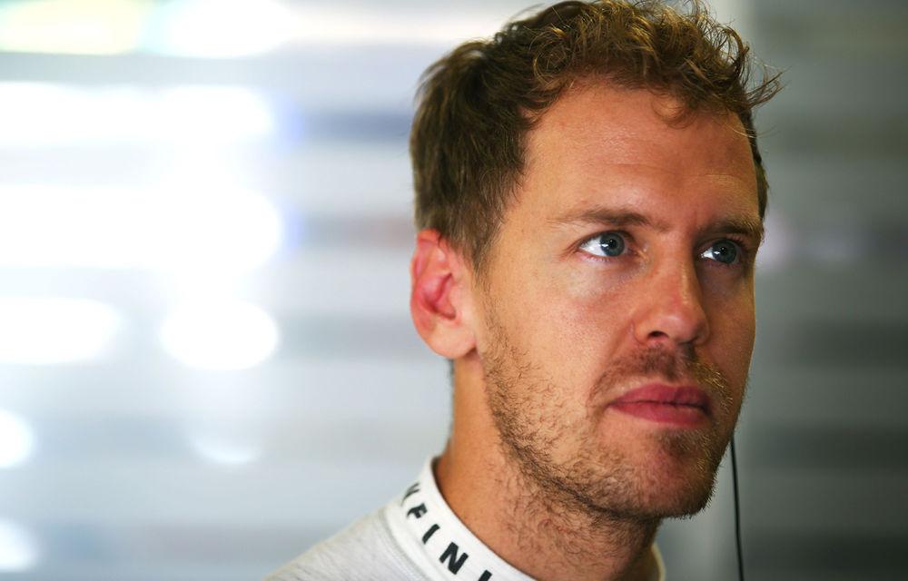 Vettel şi-a reziliat contractul cu Red Bull, va pleca la Ferrari şi va fi înlocuit de Kvyat - Poza 1