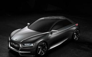 Grupul Peugeot Citroen ar putea reveni pe piața americană cu marca DS