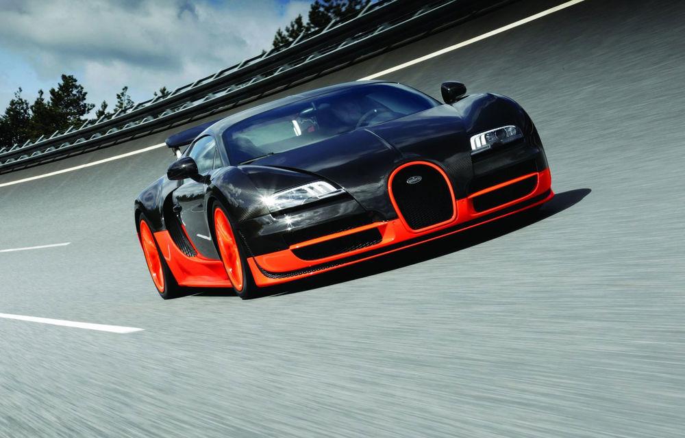 Clientul tipic de Bugatti deţine în medie 84 de maşini, trei avioane şi un iaht - Poza 1