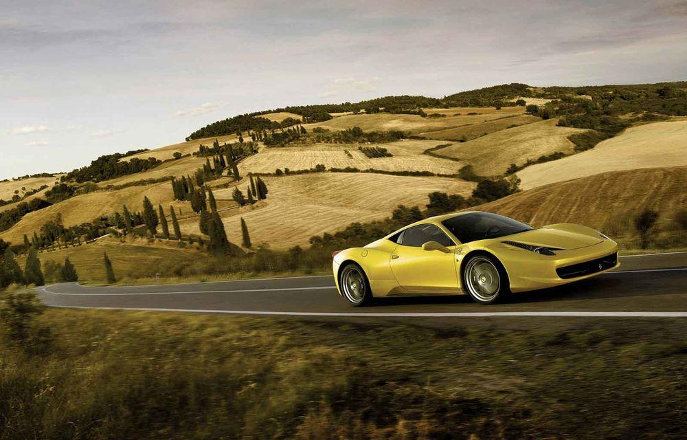 Ferrari nu va produce modele cu patru portiere sau SUV-uri - Poza 1