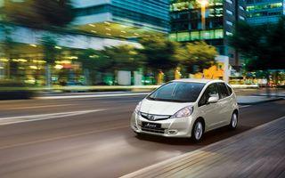 Honda Jazz Hybrid a sosit oficial în România. Modelul e disponibil din luna octombrie