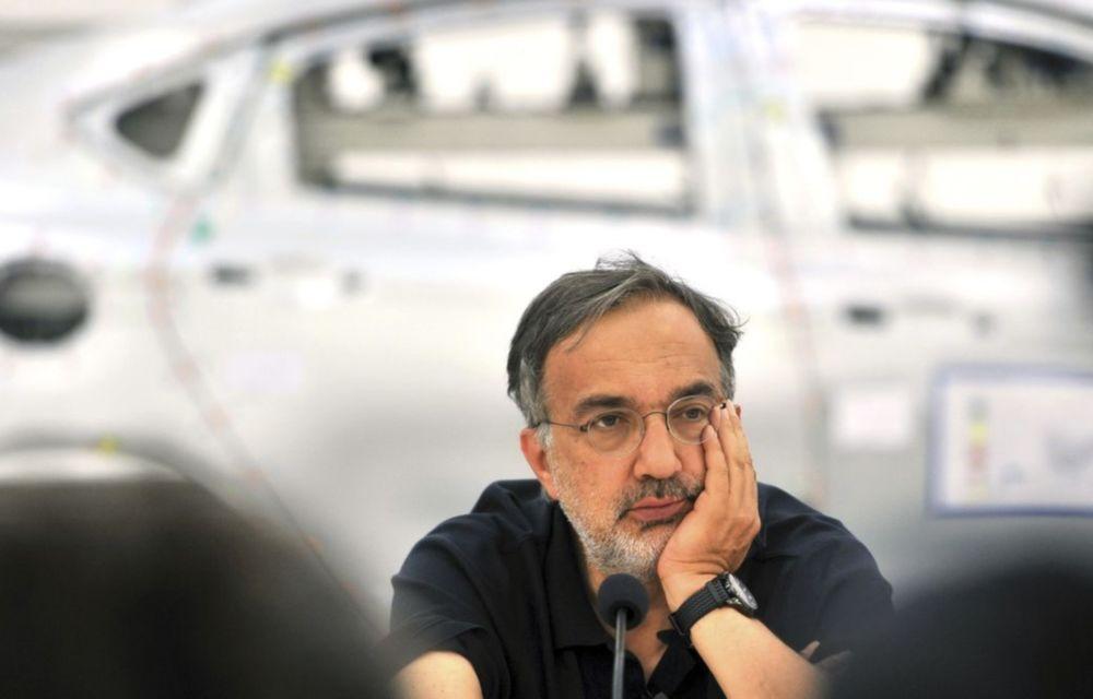 Sergio Marchionne, şeful concernului FCA, s-ar putea retrage de la conducere în 2018 - Poza 1