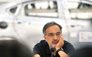 Sergio Marchionne, şeful concernului FCA, s-ar putea retrage de la conducere în 2018