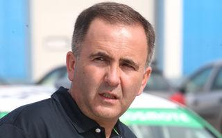 Titi Aur va concura pe Transfăgărăşan cu un BMW pe care îl va conduce doar pe două roţi